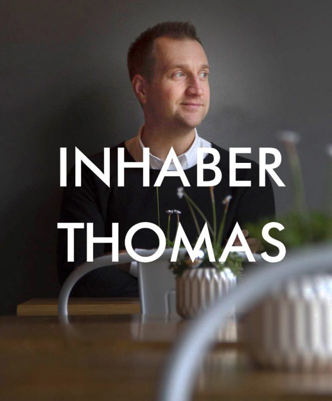 Bild des Inhabers Thomas Nüßlein der Bar7 und des Tisch7 in Schweinfurt