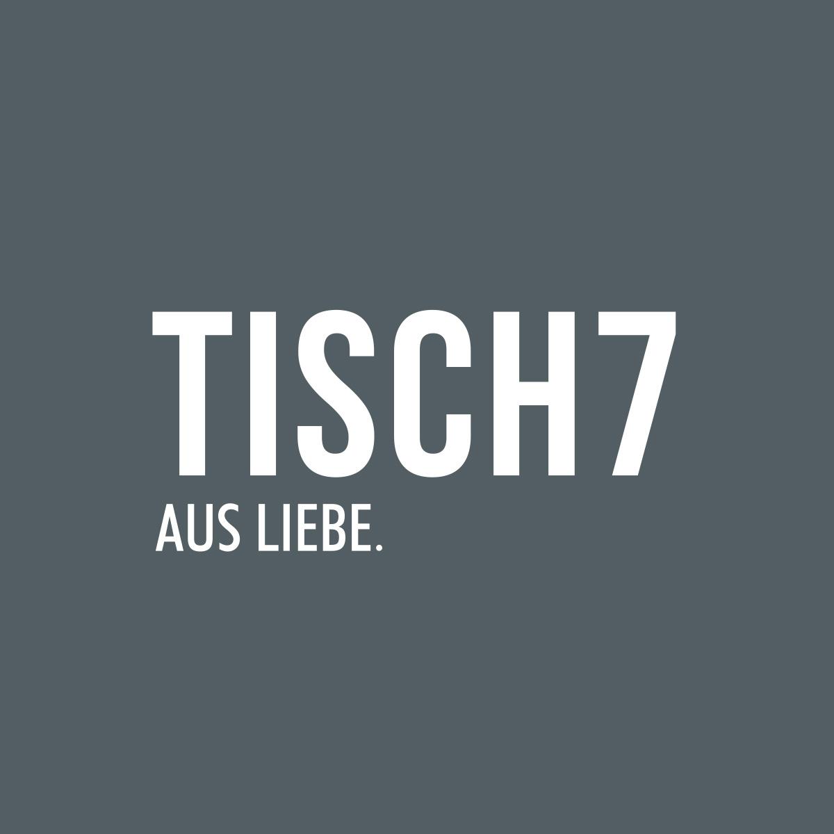 tisch7 schweinfurt logo sqaure web tisch7. Black Bedroom Furniture Sets. Home Design Ideas
